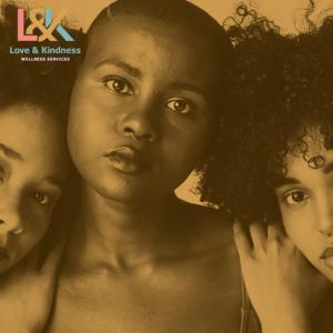 Flyer for black women speak workshop